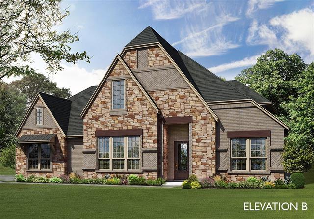 1540 Ashton Ridge Drive, Prosper, Texas