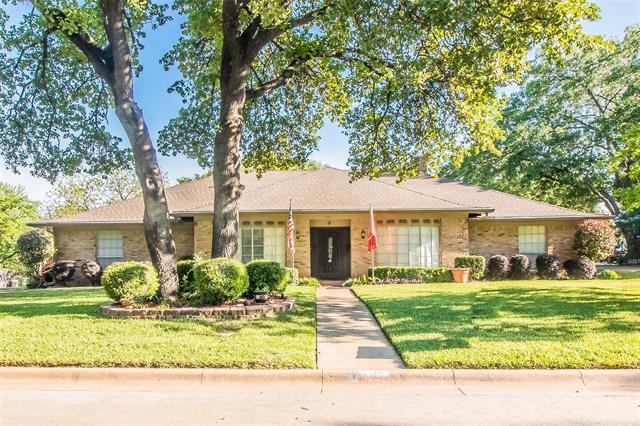 1801 Tennyson Drive, Arlington Central, Texas