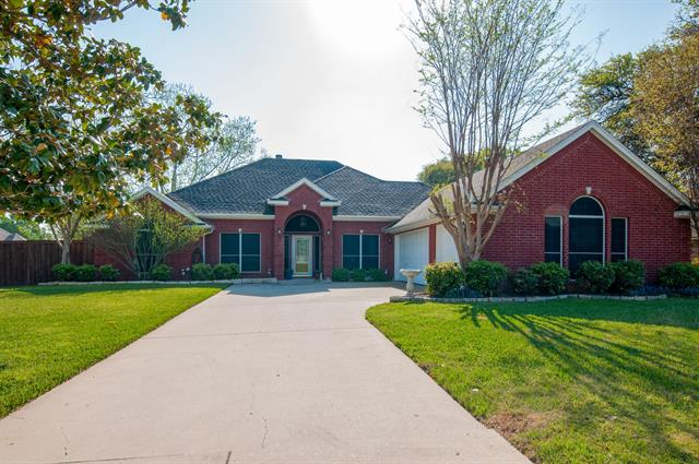 608 Keel Way, Eagle Mountain in Tarrant County, TX 76020 Home for Sale