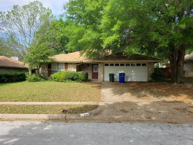 2501 Poppy Lane, Euless, Texas