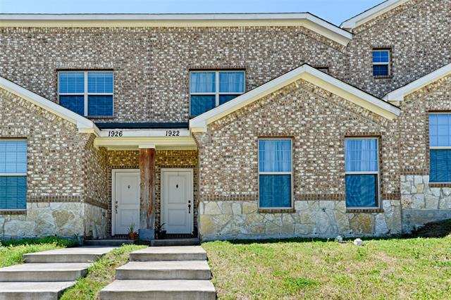 1922 Timber Oaks Drive, Garland in Dallas County, TX 75040 Home for Sale