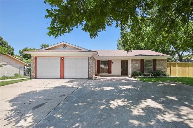 1709 Homemaker Hills Drive, Arlington Central in Tarrant County, TX 76010 Home for Sale