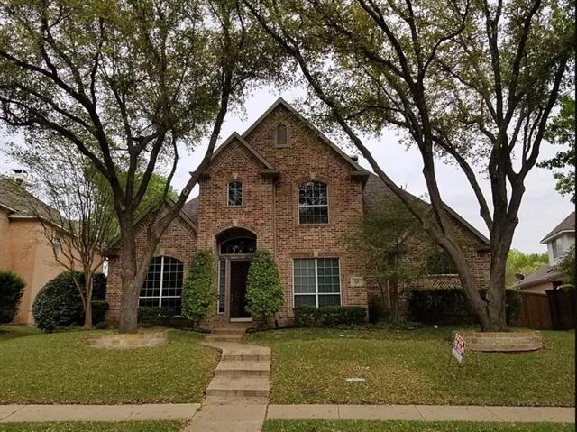 Allen Homes for Sale -  Cul de Sac,  820 Rolling Meadows Court