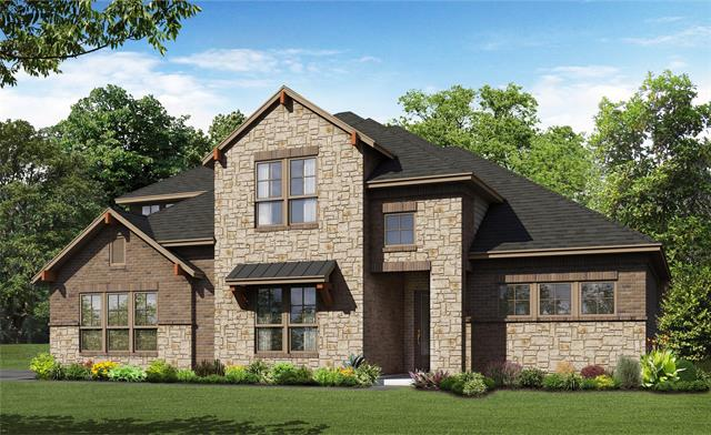 One of Prosper 4 Bedroom Homes for Sale at 1810 Shadybank Court