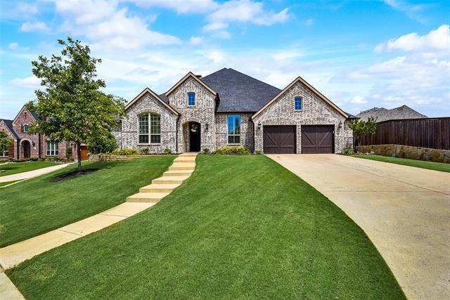 3741 Arborglen Court, Prosper, Texas