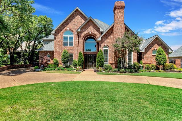 104 Van Buren Court, Colleyville, Texas