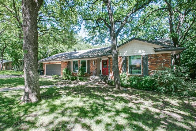 2614 Woodhaven Street, Denton, Texas