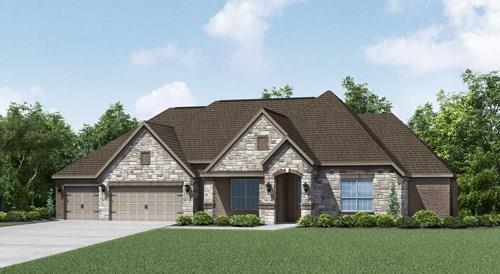 102 Willow Oak Drive, Aubrey, Texas