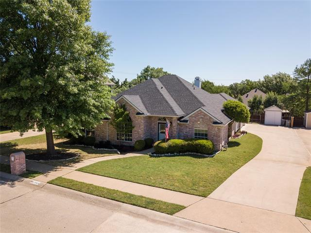 2424 Shetland Drive, Highland Village in Denton County, TX 75077 Home for Sale