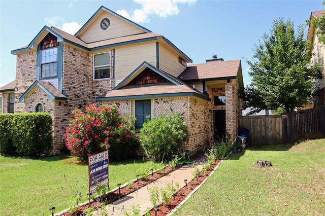 714 Bordeaux Drive, Euless in Tarrant County, TX 76039 Home for Sale