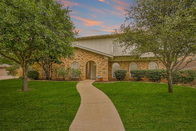 1605 Trail Glen Court, Arlington Central in Tarrant County, TX 76013 Home for Sale