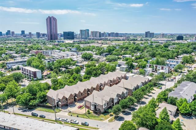 Dallas Uptown Homes for Sale -  Two Story,  2211 Eriksson Lane