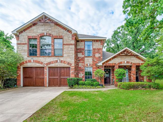 3215 Hidden Springs Drive, Corinth, Texas