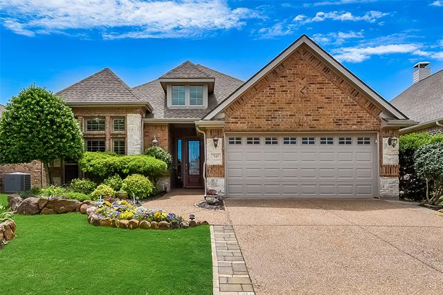 747 Barton Springs Drive, Fairview in Collin County, TX 75069 Home for Sale