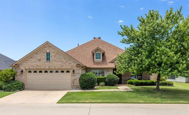 9717 Amber Court, Denton, Texas