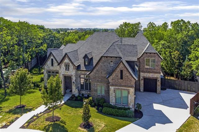 8732 Trailwood Court, Keller, Texas