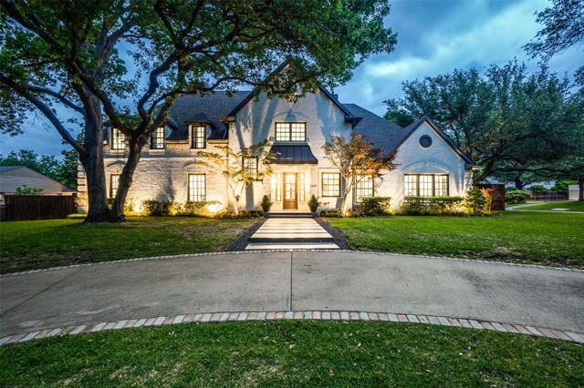 4339 Shady Hill Drive, Preston Hollow, Texas