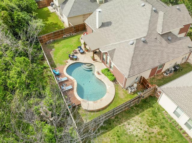 4108 Amhurst Drive, Highland Village in Denton County, TX 75077 Home for Sale