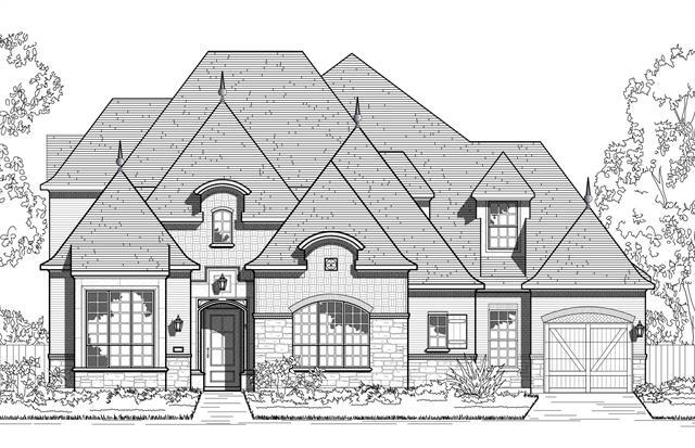 821 Shackleford Lane, Prosper, Texas