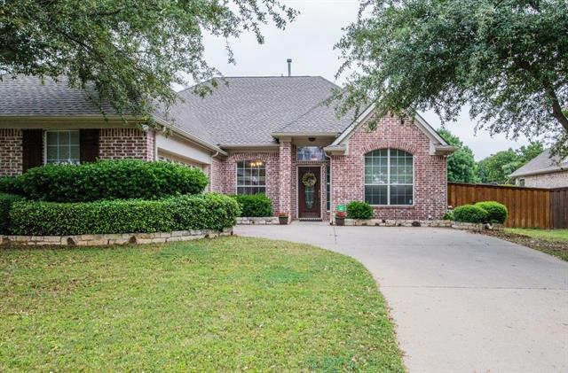 One of Highland Village 4 Bedroom Homes for Sale at 2917 Butterfield Stage Road