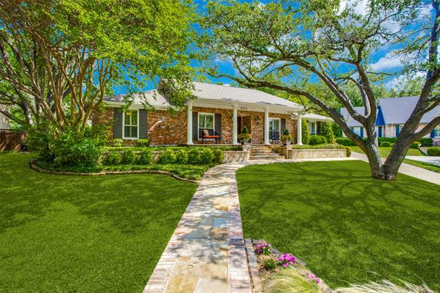 One of Dallas Northeast 5 Bedroom Homes for Sale at 6525 Malcolm Drive