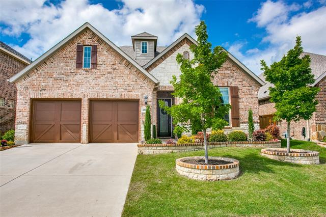 One of Fort Worth Far North 4 Bedroom Homes for Sale at 4309 Eagleglen Drive
