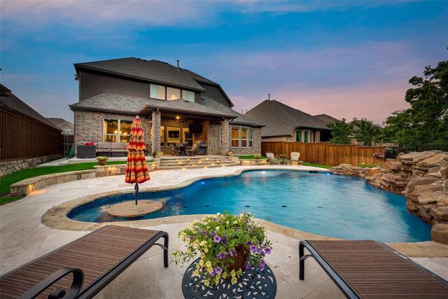 6716 Edwards Road, Denton in Denton County, TX 76208 Home for Sale