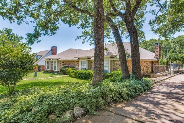 1142 Bent Oaks Drive, Denton in Denton County, TX 76210 Home for Sale