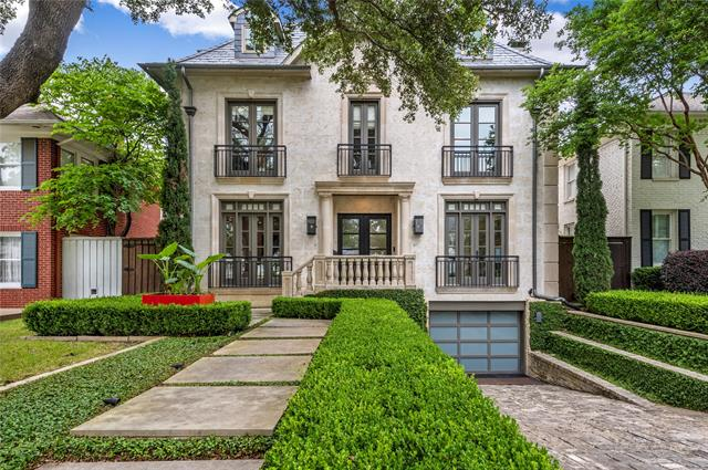 3632 Normandy Avenue, Highland Park in Dallas County, TX 75205 Home for Sale