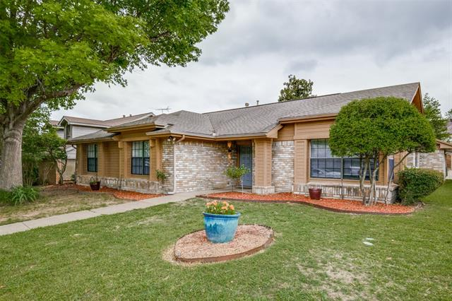314 Hillside Court, Garland in Dallas County, TX 75043 Home for Sale