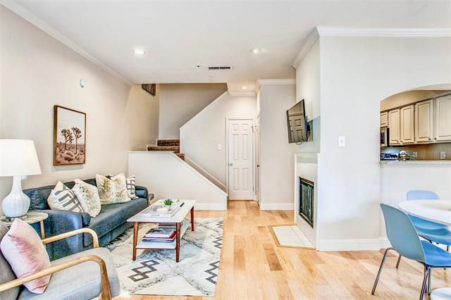 Dallas Uptown Homes for Sale -  Gated,  4102 Buena Vista Street