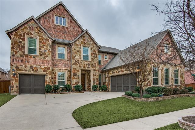 7321 Los Padres Place, McKinney, Texas