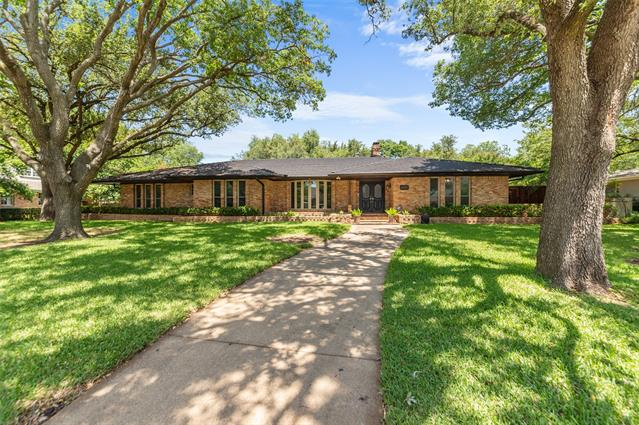 4435 San Gabriel Drive, Preston Hollow, Texas