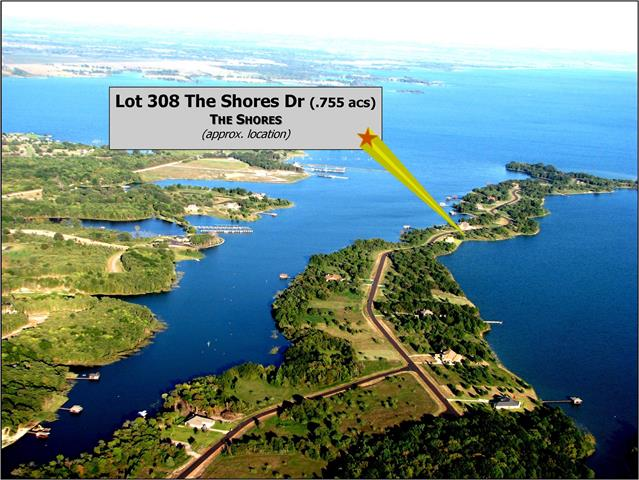 Corsicana Homes for Sale -  Pool,  L 308 The Shores Drive