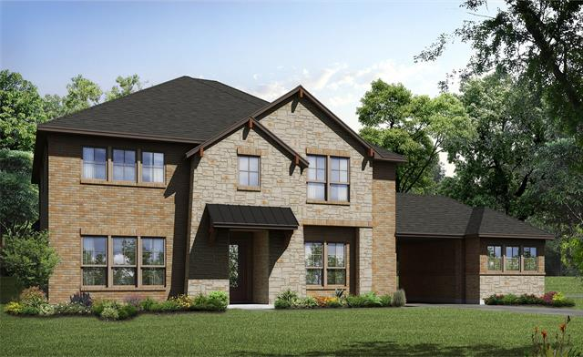 One of Prosper 5 Bedroom Homes for Sale at 1800 Shadybank Court