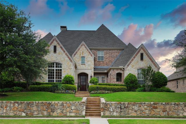 Allen Homes for Sale -  Custom Built,  1832 San Jacinto Drive