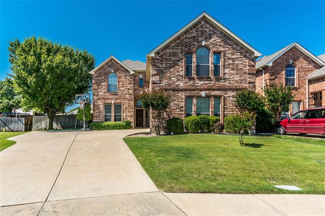 7304 Flat Bluff Court, McKinney in Collin County, TX 75072 Home for Sale