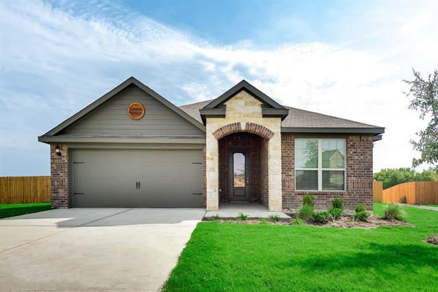 5508 Persimmon Drive, Denton in Denton County, TX 76207 Home for Sale