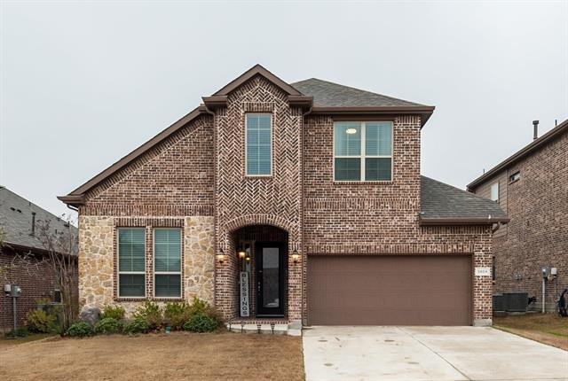 3804 Gennaker Drive, Denton in Denton County, TX 76210 Home for Sale