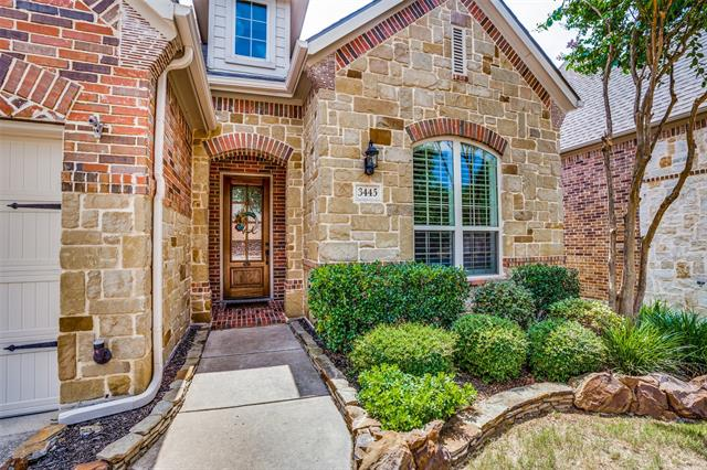 3445 Estes Park Lane, McKinney in Collin County, TX 75070 Home for Sale