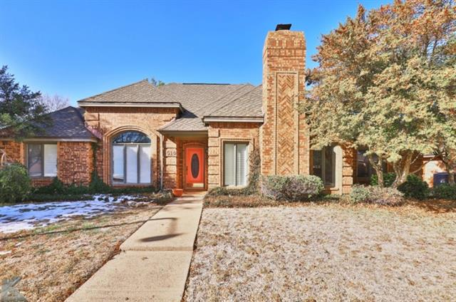 primary photo for 5510 Piping Rock Drive, Abilene, TX 79606, US