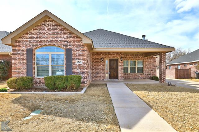 primary photo for 1742 Pemelton Drive, Abilene, TX 79601, US