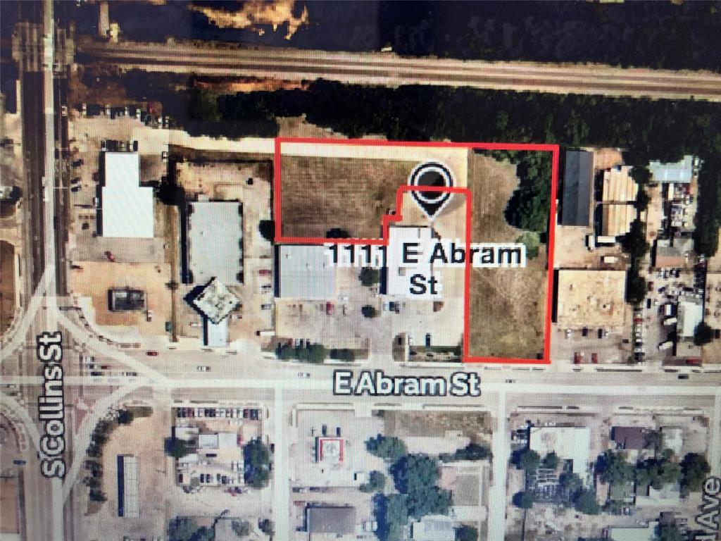primary photo for 1111 E Abram Street, Arlington, TX 76010, US