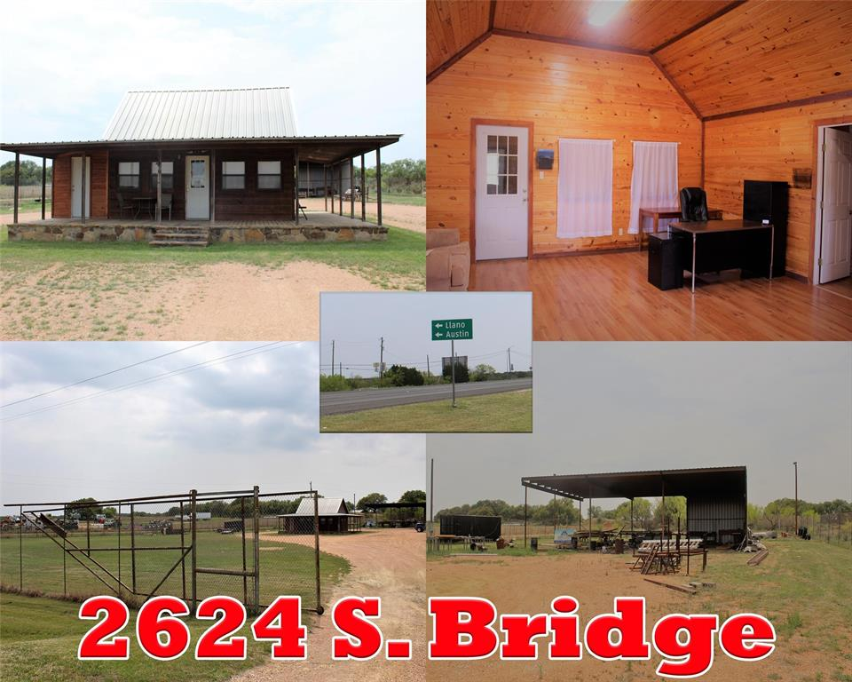primary photo for 2624 S Bridge Street, Brady, TX 76825, US