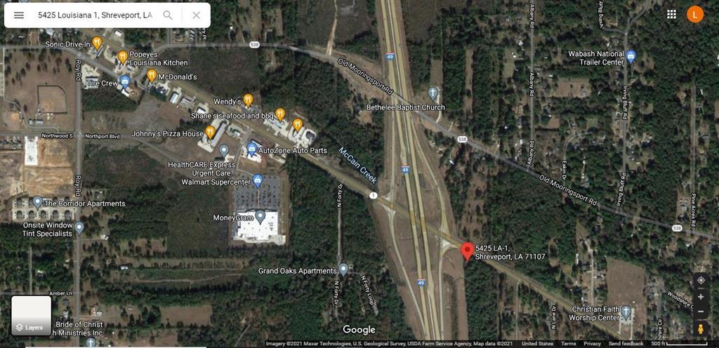 primary photo for 5425 Louisiana 1, Shreveport, LA 71107, US