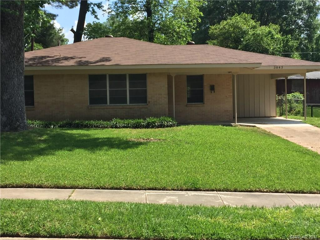 Photo of 3843 Eileen Lane  Shreveport  LA