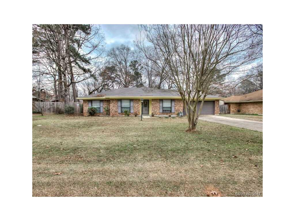 Photo of 317 Oak Ridge Lane  Haughton  LA
