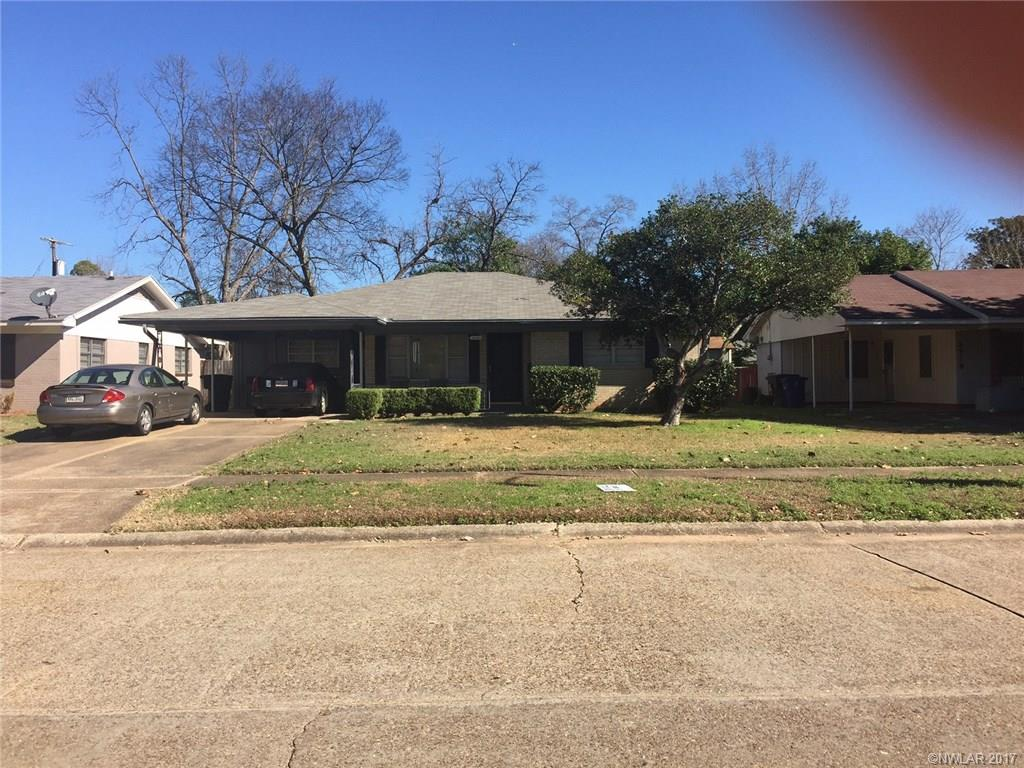 Photo of 2715 Bolch Street  Shreveport  LA