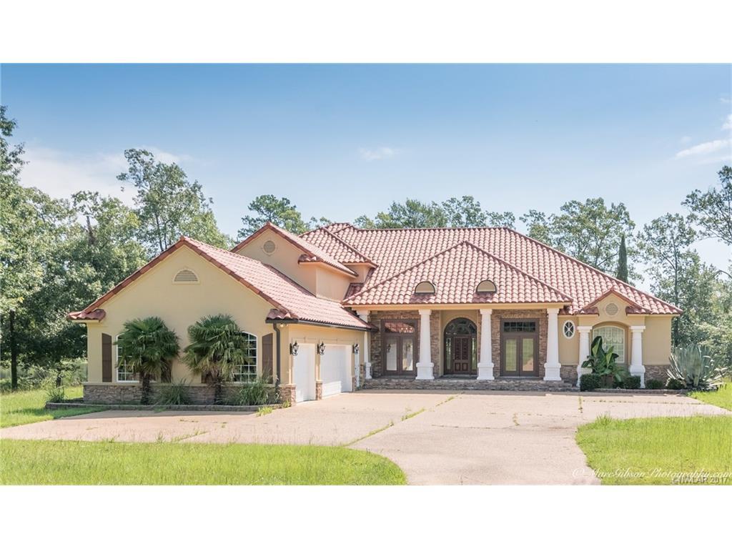 Toledo Bend Property For Sale Louisiana