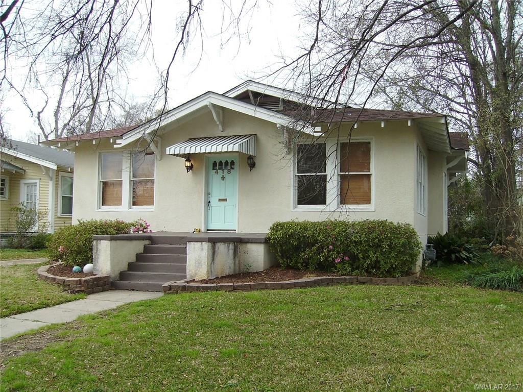 Photo of 418 Gladstone Boulevard  Shreveport  LA